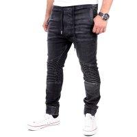 Reslad Herren Jeans im Sweatlook RS-2068