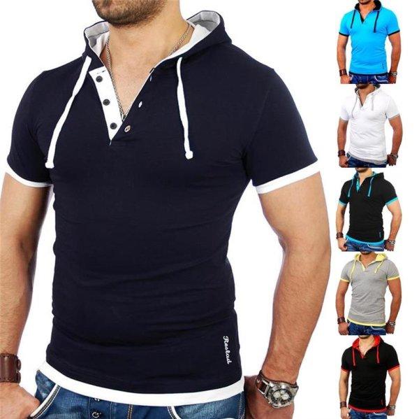 Reslad T-Shirt mit Kapuze RS-5033