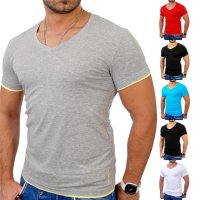 Reslad V-Neck T-Shirt RS-5050