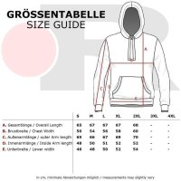 Reslad Strickjacke Herren Colorblock Kapuzen Cardigan Jacke RS-3107 Bordeaux S