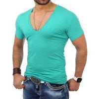 Reslad T-Shirt V-Neck Uni RS-5052 Grau 17100 L