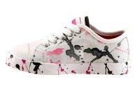 Kinder-Sneaker »J Ciak«, weiß-bunt von...