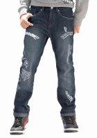 Kinder-Jeans, blau von BUFFALO