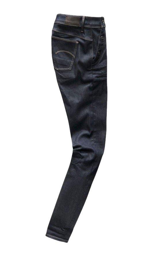 G STAR RAW Marken Damen Jeans, dunkelblau, 30 inch