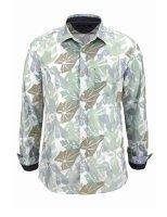 Herren-Hemd, bunt von Marc O´Polo