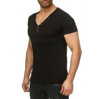 Herren Classic T-Shirt TAZZIO 18103