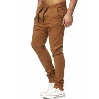 Italia Slim Fit Herren Destroyed Look Stretch Chino Jeans...