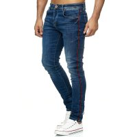 Herren Skinny Fit Jeans TAZZIO 19535