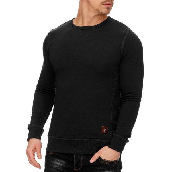 Herren Classic Sweatshirt TAZZIO 16211