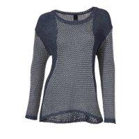 Pullover, blau-gemustert von Heine- Best Connections