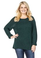 Pullover, petrol von TRIANGLE by s.Oliver
