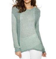 Pullover, mint-gemustert von Heine - Best Connections
