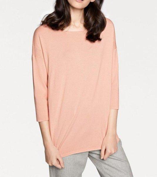 Oversized-Pullover, puder von Rick Cardona