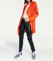 Blusenjacke, orange von Rick Cardona