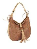 Handtasche, camel von Heine