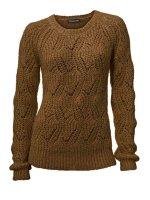 Pullover, camel von PATRIZIA DINI