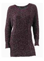 Pullover, lila von Linea Tesini