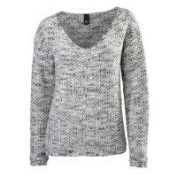 Pullover, grau meliert von Heine - Best Connections