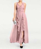 Abendkleid, rosé von Ashley Brooke